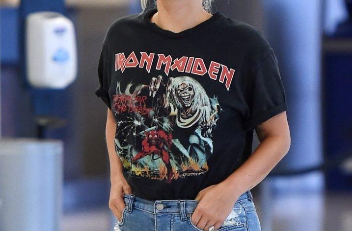 Cum sa porti tricourile cu trupe muzicale
