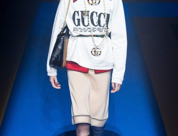 Colectia Gucci primavara-vara 2018
