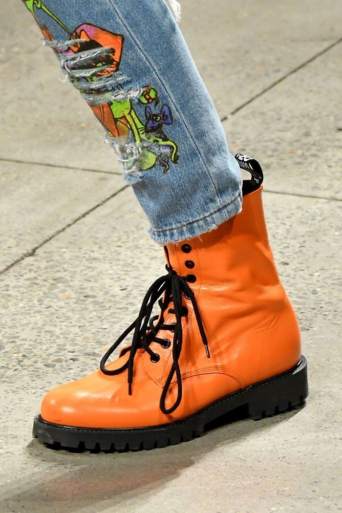 tendinte pantofi primavara-vara