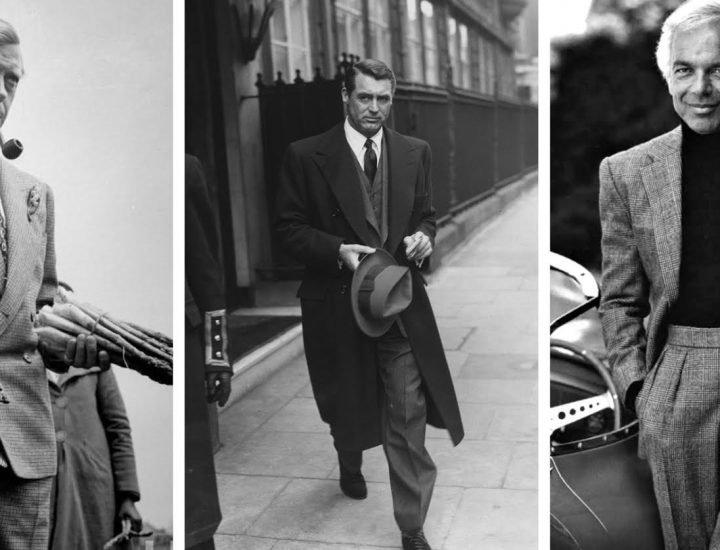 Cum a evoluat moda pentru barbati in 100 de ani
