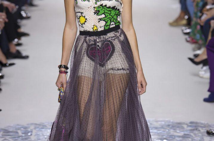 Colectia Christian Dior pentru primavara 2018