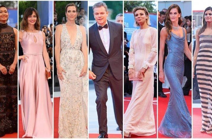 Acestea sunt cel mai bine imbracate celebritati de la Festivalul de Film de la Venetia 2017