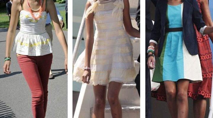 Malia Obama: cele mai bune momente de stil