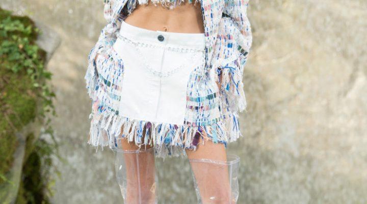 Colectia Chanel pentru primavara 2018