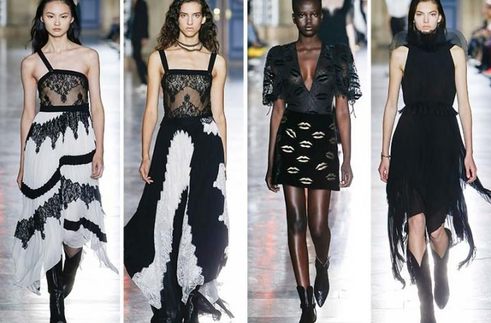 Colectia Givenchy pentru primavara 2018