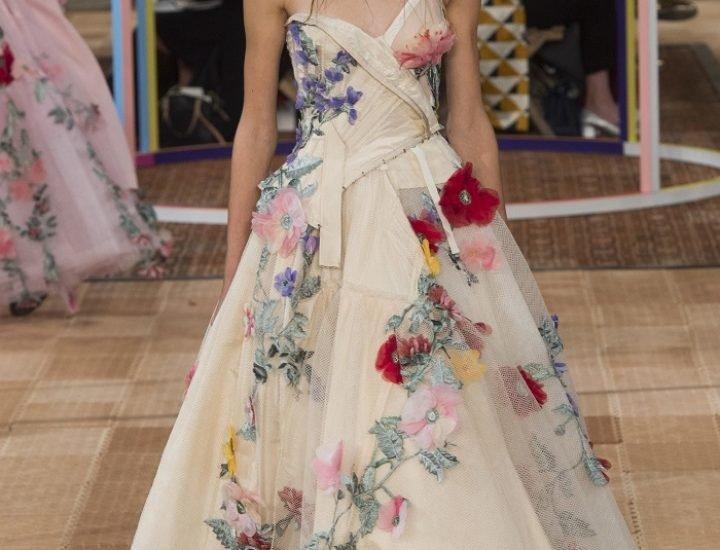 Colectia Alexander McQueen pentru primavara 2018