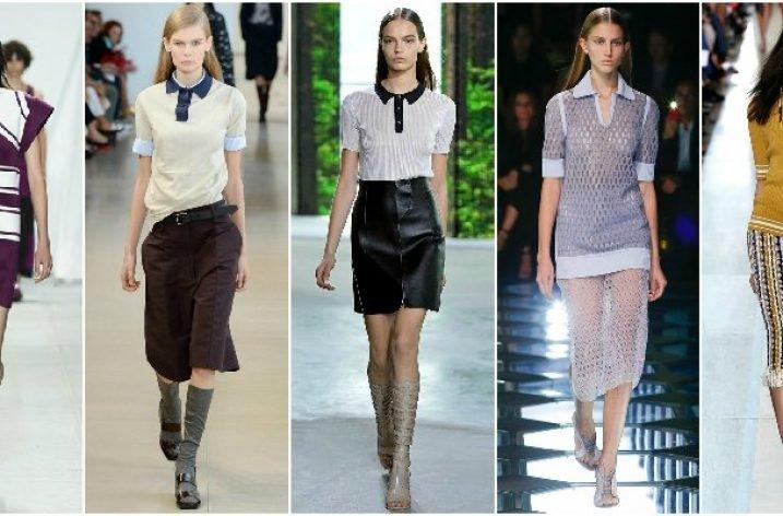 Modele de tricouri polo care se poarta in acest sezon