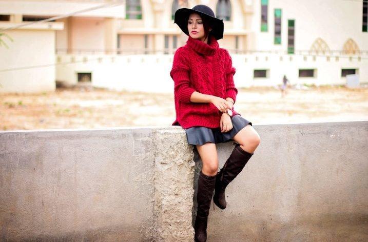 Pulovere pe gat la moda: cum le purtam in sezonul rece