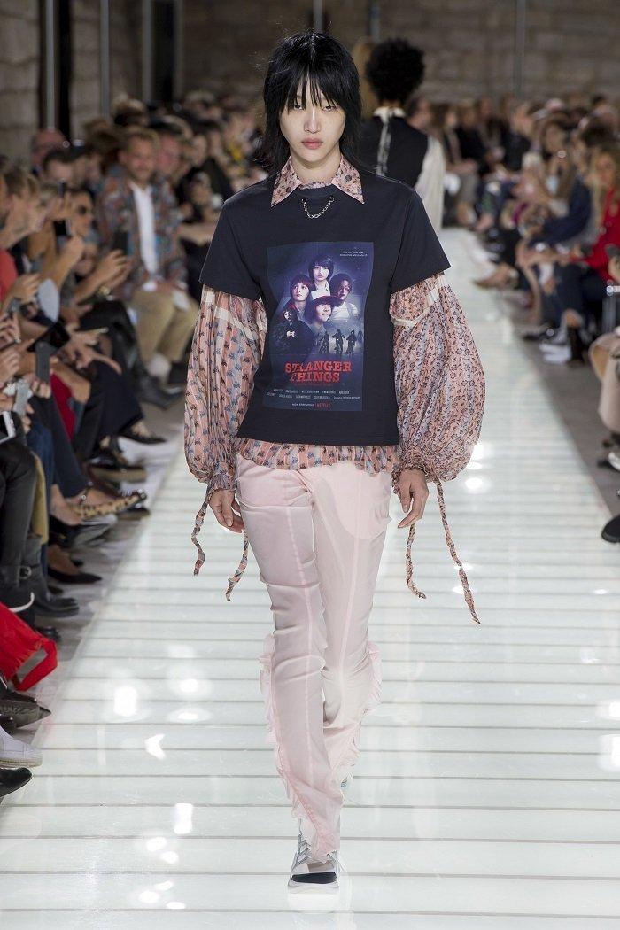 Colectia Louis Vuitton pentru primavara 2018
