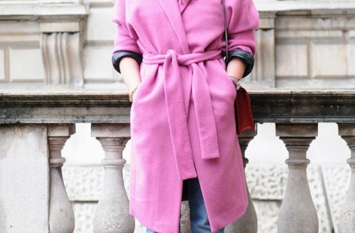 Cum sa porti haine roz la moda in 2018
