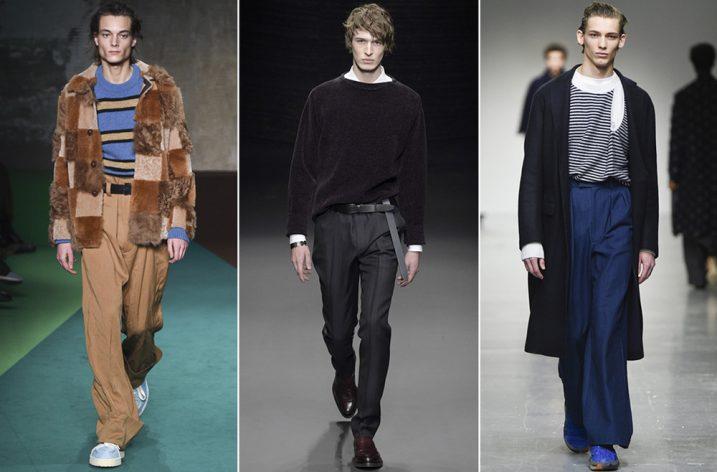Culori la moda pentru barbati 2018
