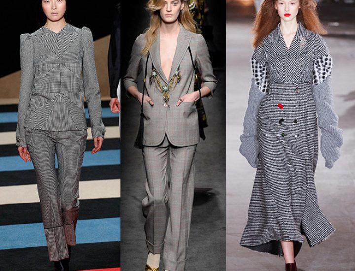 In aceasta iarna pariem totul pe gri: cum purtam culoarea anului 2018