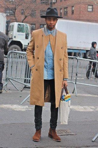 botine Chelsea la moda pentru barbati