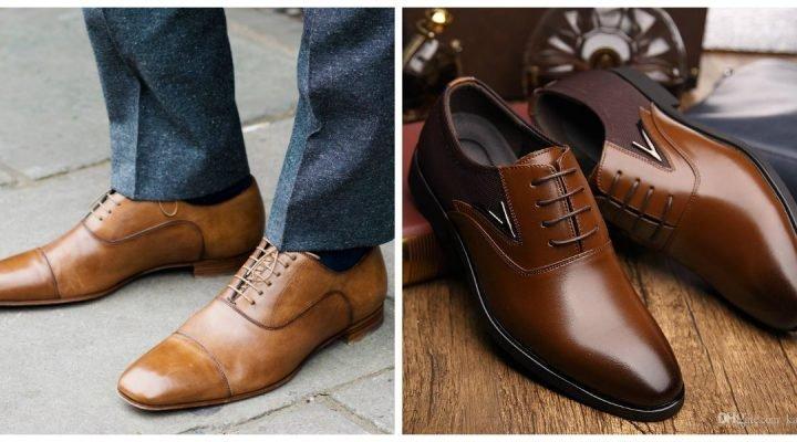 Pantofi barbati la moda in 2018