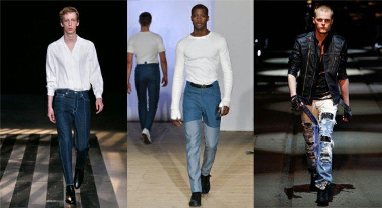pantaloni barbati 2018