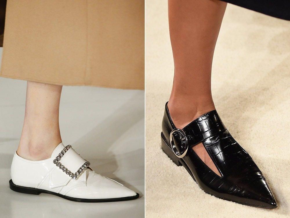 pantofi femei 2018