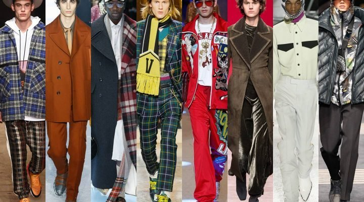 Moda barbati 2018: ce se poarta in acest an