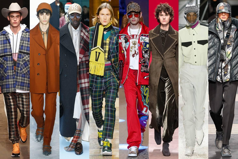 Mens Hairstyles 2019 Uk: Moda Barbati 2018: Ce Se Poarta In Acest An