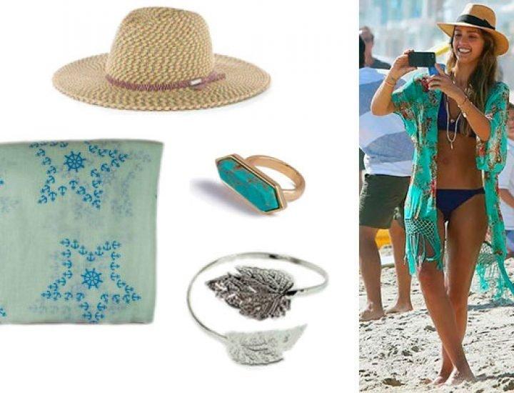 Ce sa porti la plaja: trucuri pentru o vacanta cu stil