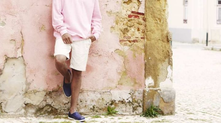 Pantaloni scurti barbati: ghid de stil si tendinte