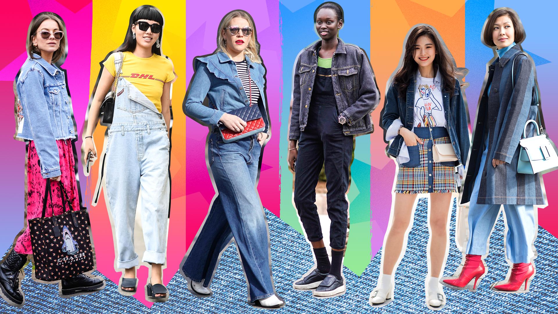 moda denim 2019