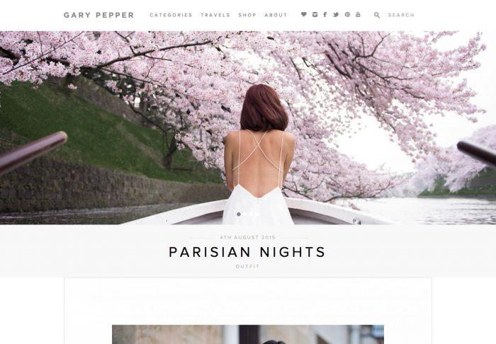 bloggeri de moda 2018