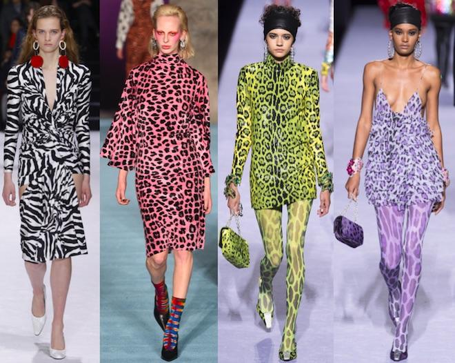 imprimeuri de animale la moda